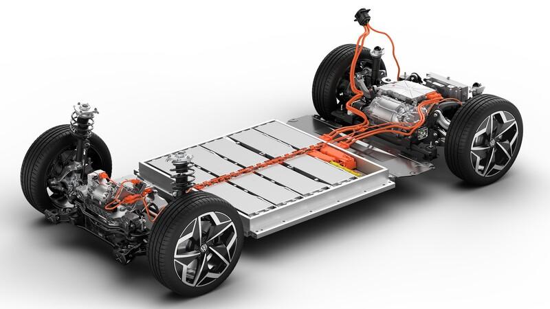El Grupo Volkswagen devela detalles de su avanzada eléctrica