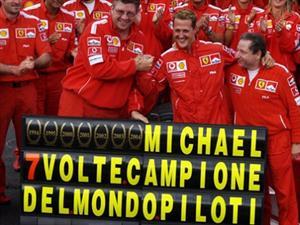 F1, Michael Schumacher y un aniversario triste