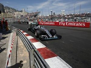 F1: Checo Pérez termina 3° en Mónaco 2016