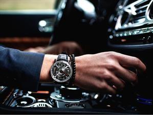 Autos y relojes: la pareja perfecta