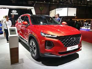 Hyundai Santa Fe 2019 se reinventa