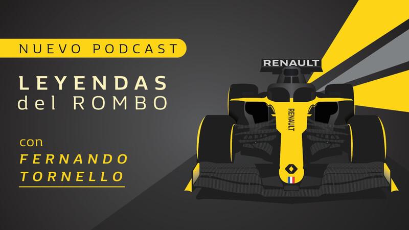"Renault Argentina presenta ""Leyendas del Rombo"""