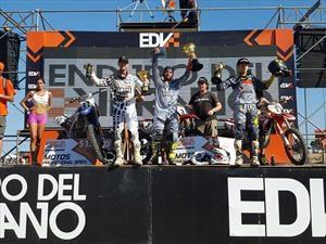 Yamaha sumó grandes actuaciones en el Enduro del Verano