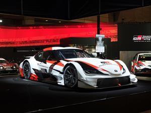 El nuevo Supra volverá al Super GT japonés en 2020