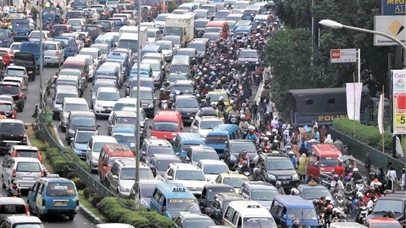 El tránsito vehicular se redujo considerablemente en los principales países de Latinoamérica