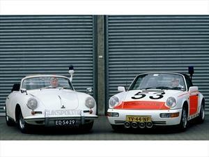 Holanda tiene la flota de patrullas Porsche más grande del mundo