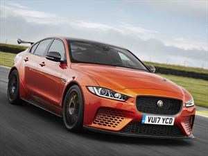 Jaguar XE SV Project 8 es el felino más salvaje de todos