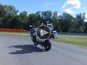 BMW Motorrad desarrolla una motocicleta completamente autónoma
