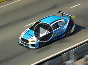 Revive el récord del Subaru WRX STI en Isle Of Man TT Course 2016