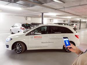 Home Zone Park Assist, el nuevo sistema de estacionamiento autónomo de Bosch