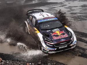 WRC 2018: Ogier ataca la punta tras el regalo de Tänak