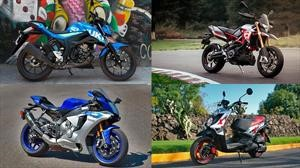 ¿Cuantos tipos de motos existen?
