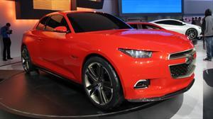 Chevrolet Code 130R Concept debuta en el Salón de Detroit 2012