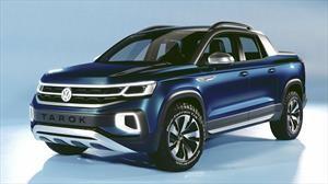 Volkswagen Tarok Concept, pickup con pinta latinoamericana