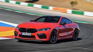 BMW M8 Competition 2020 se lanza discretamente en Chile