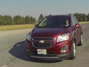 Chevrolet Trax, versatilidad con estilo
