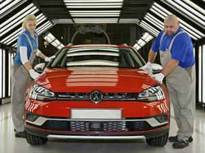 Volkswagen entregó a sus empleados un bono de USD 4.500