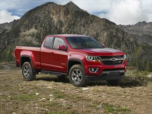 Chevrolet Colorado Z71 Trail Boss 2015, un pick-up ideal para el off-road