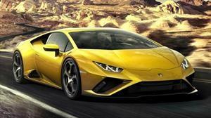 Lamborghini Huracan EVO RWD 2020 debuta