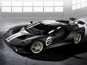 Ford GT '66 Heritage Edition 2017, en honor a Le Mans