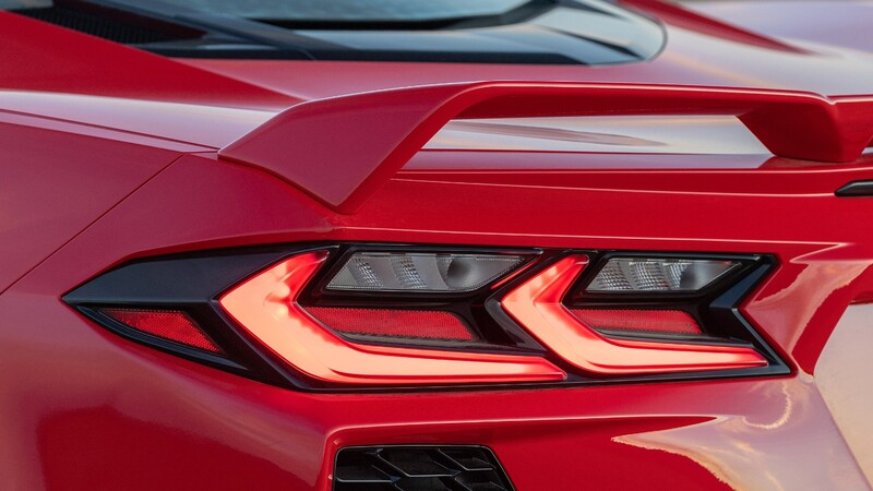 Nuevo Chevrolet Corvette C8 Z06 llevará el motor atmosférico más potente del mundo