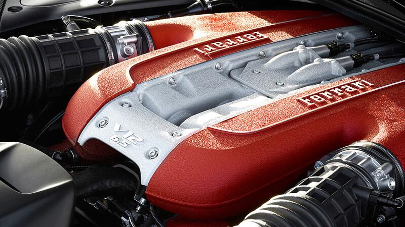 El V12 no murió: Ferrari piensa seguir desarrollando su motor estrella