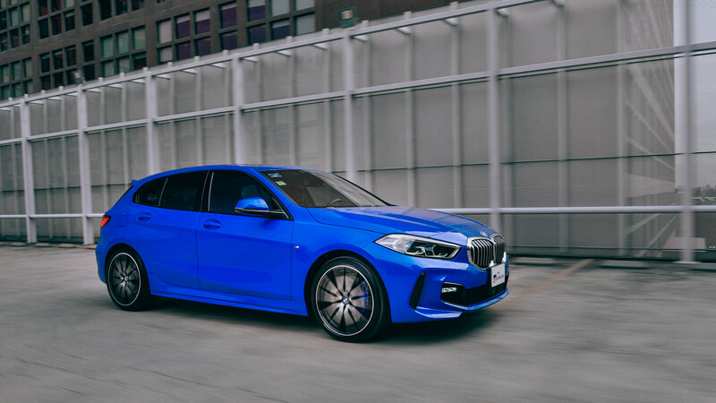 BMW Serie 1 2020 a prueba, desempeño y tecnología de primera en un tamaño compacto