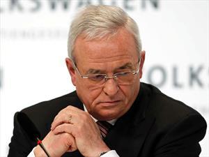 Martin Winterkorn, CEO de Grupo Volkswagen, renuncia a su cargo