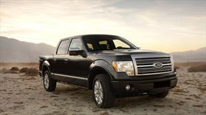 Ford F-150 es elegida como la camioneta del 2012