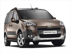 Peugeot Partner Tepee Outdoor 2013 llega a México en $254,900 pesos