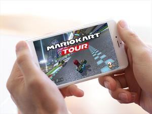 Mario Kart Tour llegará a su smartphone