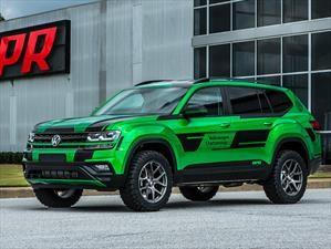 Volkswagen Atlas por APR debuta