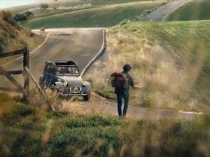 Toma el camino largo a casa, el video con el que Citroen celebra sus 100 años