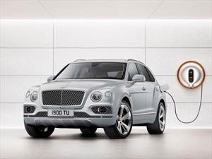 Bentley Bentayga Plug-In Hybrid se presenta