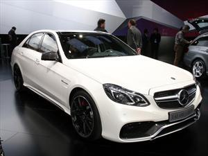 Nuevo Mercedes Benz E63 AMG, más potencia y tracción integral