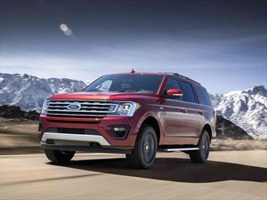 Ford Expedition FX4 2018 se presenta