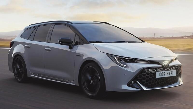 Toyota Corolla Touring GR Sport, más funcional