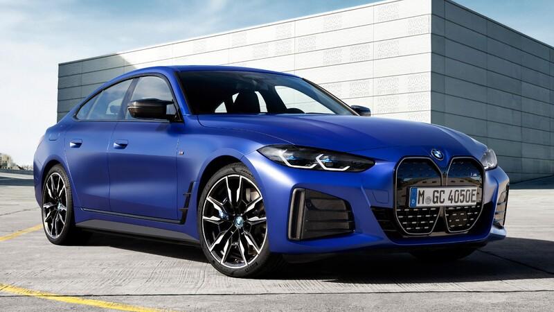BMW i4 M50, el primer eléctrico deportivo de la marca alcanza los 540 CV