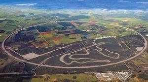 """La """"recta infinita"""" de Nardo renace gracias a Porsche"""