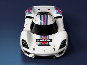Porsche 908-04 concept, inspiración del pasado para el mundo virtual