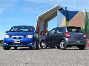 Prueba nuevo Toyota Etios