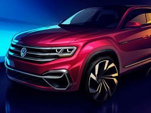 Volkswagen presenta nueva SUV de cinco plazas