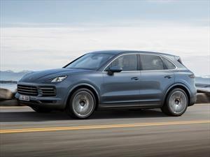 14 datos sobre el Porsche Cayenne 2018
