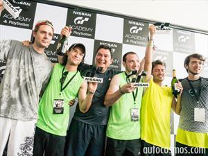 Los 6 finalistas de Nissan GT Academy 2015 México