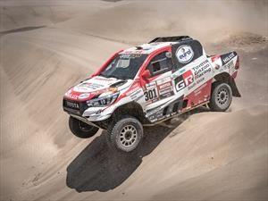 Conoce a los ganadores del Dakar 2019