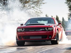 Dodge Challenger SRT Demon por SpeedKore, poseído por Lucifer