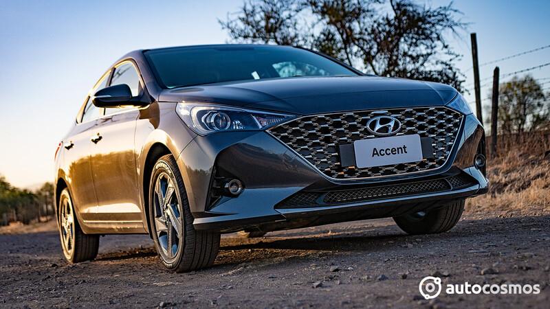 Test drive Hyundai Accent 2021: a mejorar la configuración