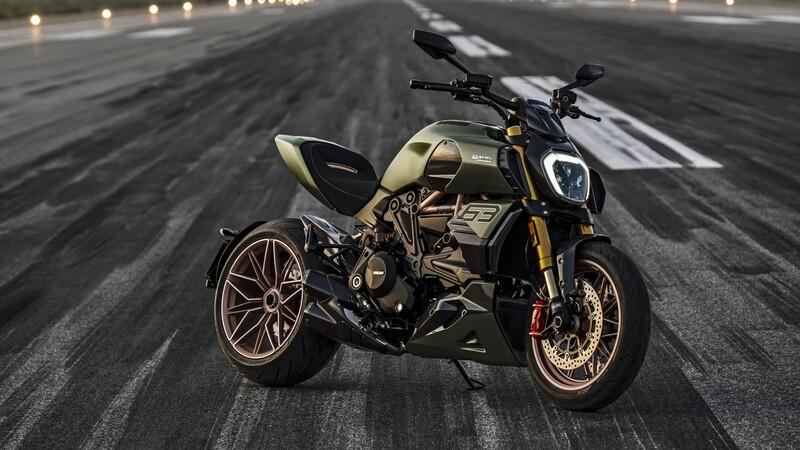 Ducati Diavel 1260 Lamborghini, joya poderosa y espectacular
