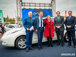Enel tiene la flota más grande de autos eléctricos en Sudamérica