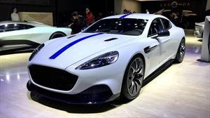 Aston Martin Rapide E, lo prometido es deuda